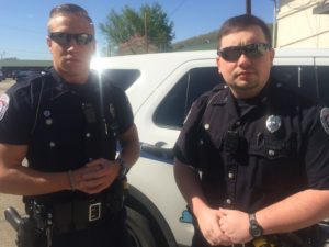 Body Camera Reviews Louisa PD officers