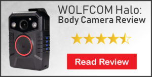 wolfcom halo body camera review 4.5 stars