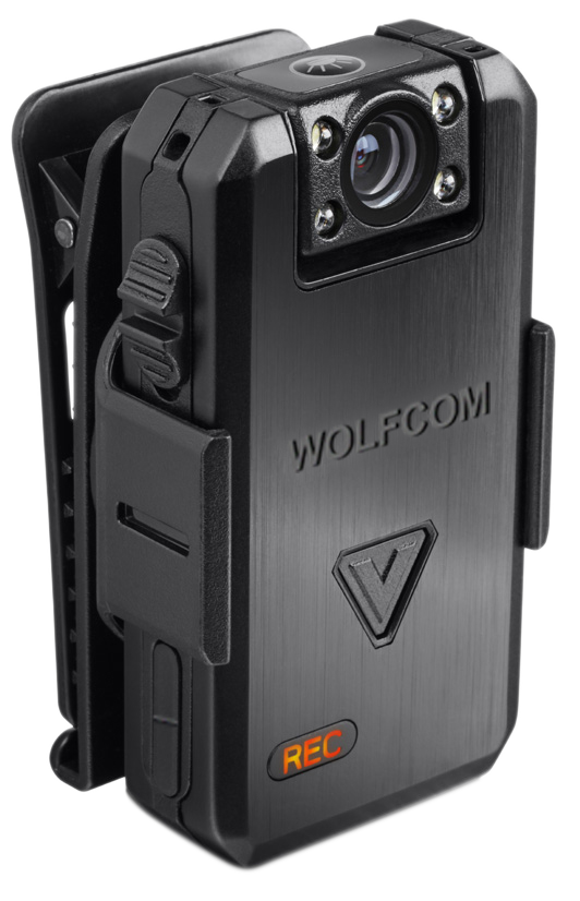 wolfcom vision police body-worn camera